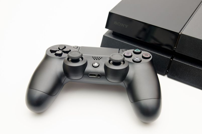 Gry wyścigowe na Playstation 4