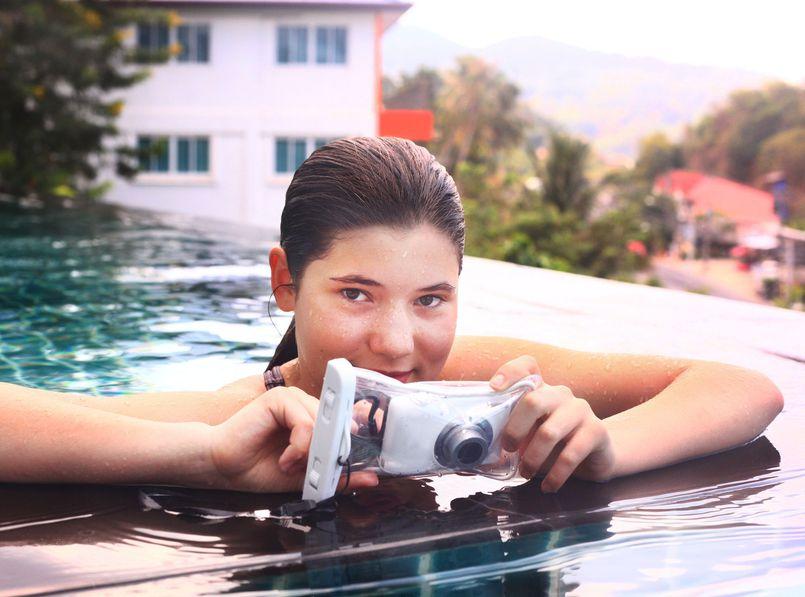 Najciekawsze aparaty wodoodporne na rynku