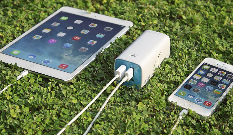 Pozytywna energia. Przegląd powerbanków dla smartfonów i tabletów