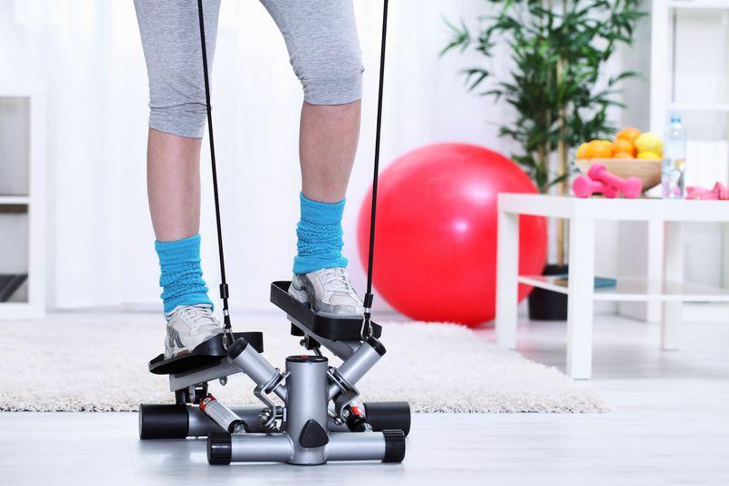 Stepper – proste urządzenie do domowego treningu