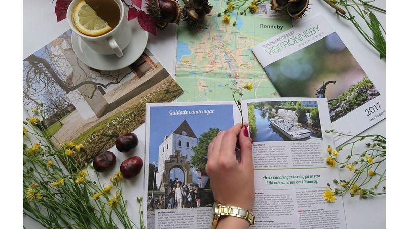 Jesień w Skandynawii – Ronneby