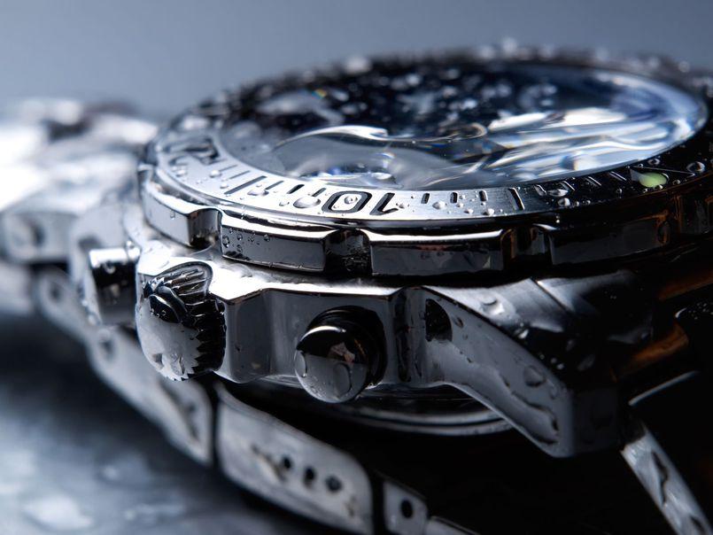 Jaki wybrać męski wodoodporny zegarek?