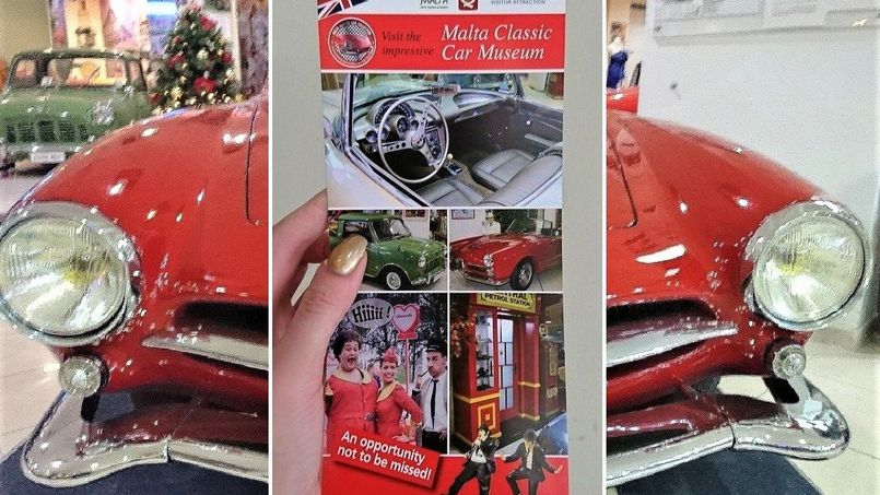 Saint Paul's Bay, lokalne atrakcje – cz. II: The Malta Classic Car Collection
