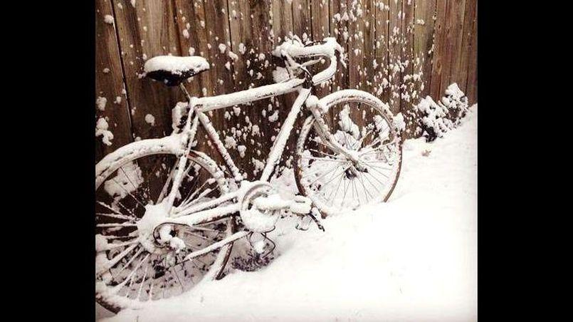 Rowerowe zimne miesiące