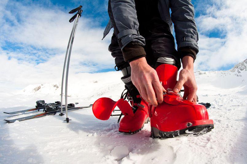 Prezentacja najnowszego sprzętu narciarskiego