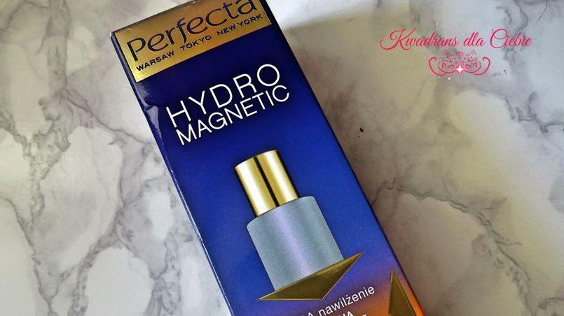 Perfecta Hydro Magnetic - skoncentrowana esencja do twarzy