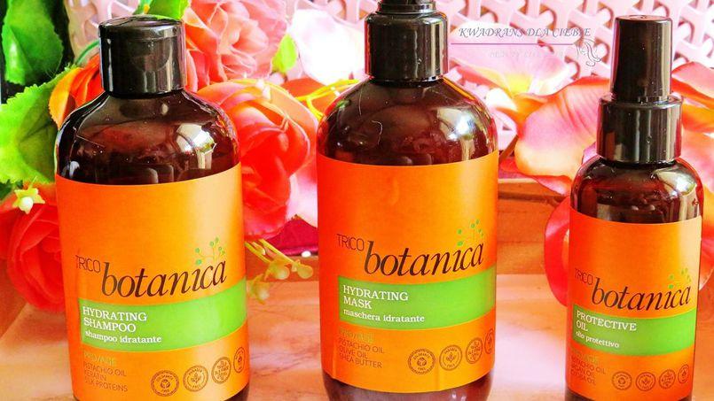 Trico Botanica Pro-Age - nawilżenie i ochrona włosów - Kwadrans dla Ciebie