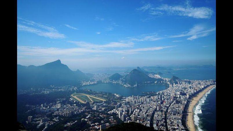 Najpiękniejszy widok świata! Vidigal i Morro dois Irmaos