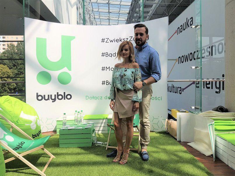 Buyblo - nowa platforma dla influencerów, ale także dla czytelników szukających inspiracji