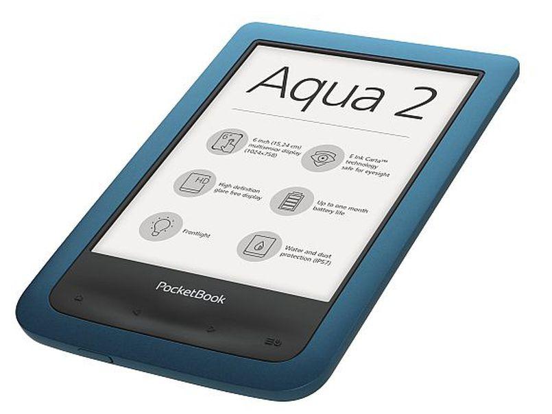 Do wody z książką! Pocketbook Aqua 2