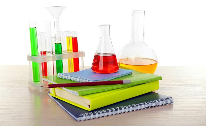 Książki dla miłośników chemii
