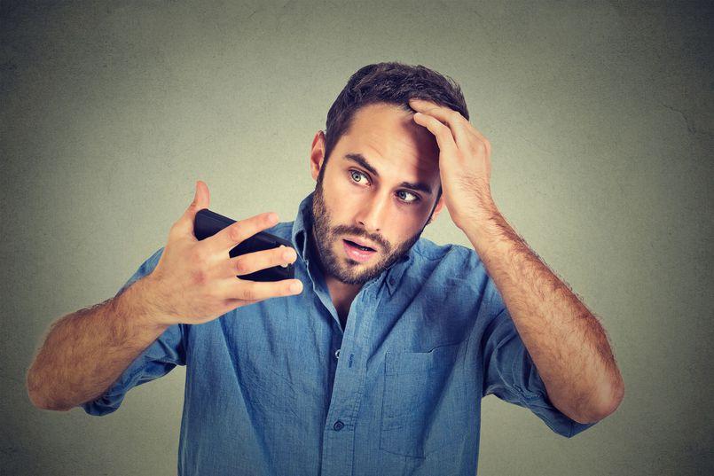 Łysienie, czyli nadmierna utrata włosów