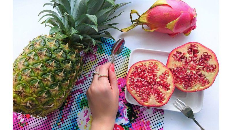 Witaminy na zimę czyli siła egzotycznych owoców